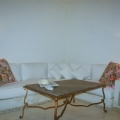"""Tropical Chic"" condo in Zihuatanejo's Madera Beach - Living room."