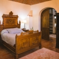 Lovely Home in the Magical Pozos Lavender Farms - Master bedroom