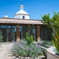 Rustic Luxury in Las Barrancas - View of the casa from the garden