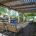 Lovely Home in the Magical Pozos Lavender Farms - Outdoor porch