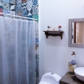 A Family Compound or Retirement Business - Full bathroom in each casita suite