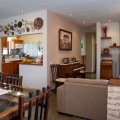 A Family Compound or Retirement Business - Dining, Kitchen, Living Room