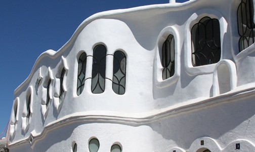 Gaudi Style Fantasy Home