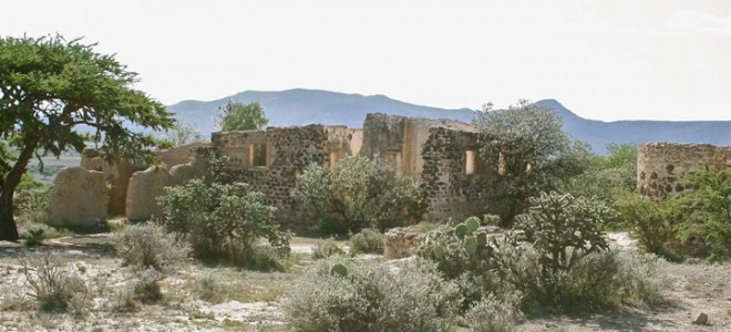 Magnificent Ex-Hacienda Del Carmen on Approx. 44.5 Acres/18 Hectareas