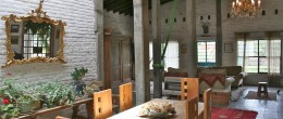 SOHO Loft Living in Pozos w/Gardens & Stables on 1 Acre